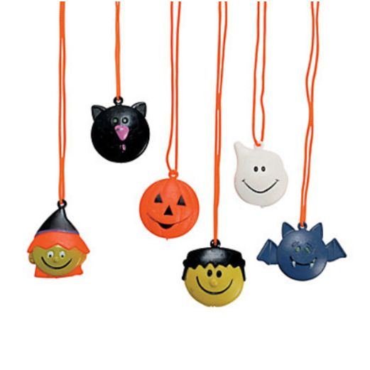 Halloween Character Necklaces Image