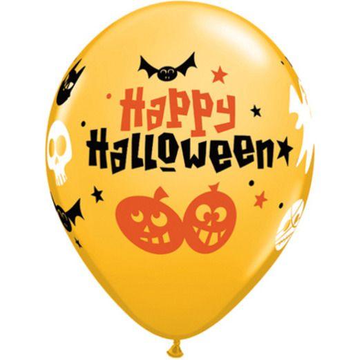 Halloween Balloons Halloween Fun Icons Balloons Image