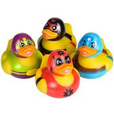 Favors & Prizes Wrestler Rubber Duckies Image