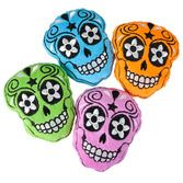 """Day of the Dead Favors & Prizes Sugar Skull Plush 5"""" Image"""