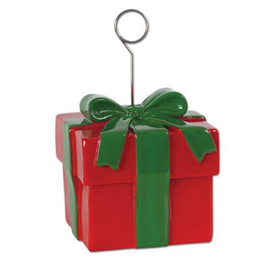 Christmas Balloons Christmas Gift Balloon/Photo Holder Image