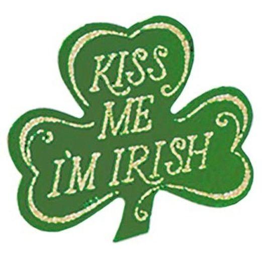 St. Patrick's Day Party Wear Irish Boutonniere Image