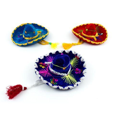 Mini Mariachi Sombrero