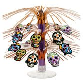 Day of the Dead Decorations Day of the Dead Mini Cascade Centerpiece Image