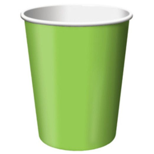 Table Accessories Light Green Cups Image
