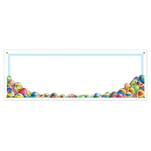 Easter Decorations Easter Egg Hunt Sign Image