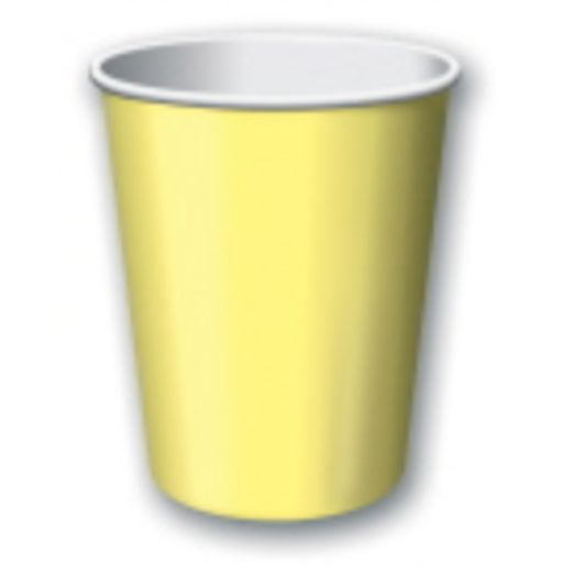 Table Accessories Yellow Cups Image
