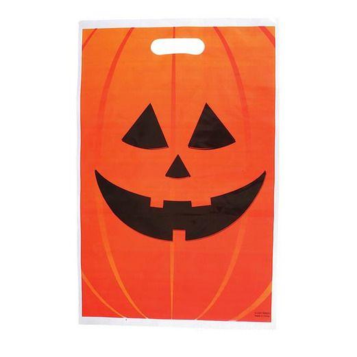 Halloween Gift Bags & Paper Hallowen Loot Bags Image