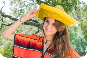 6a5be831d3e64 Sombreros. Arriba! Check out our authentic Mexican sombreros. Big or small  ...