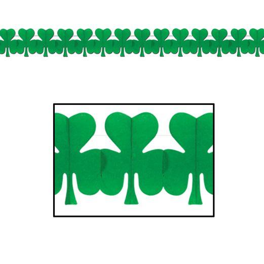 St. Patrick's Day Decorations Irish Garland Image