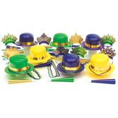 Mardi Gras Party Kits Big Easy Party Kit for 25 Image