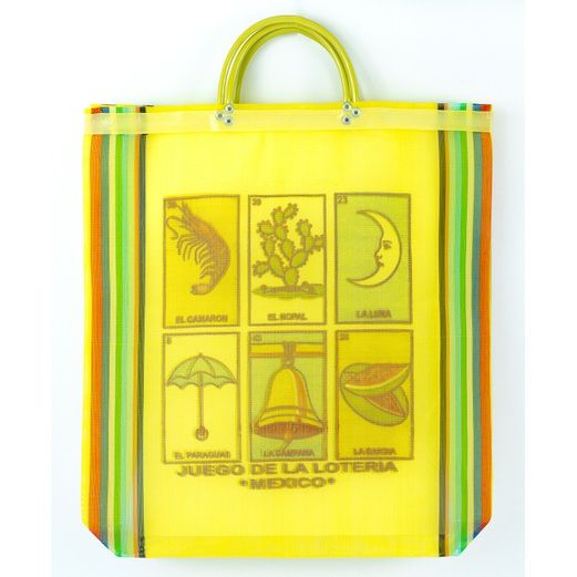Cinco de Mayo Decorations Loteria Mesh Bag Image