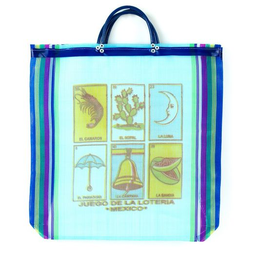 Loteria Mesh Bag