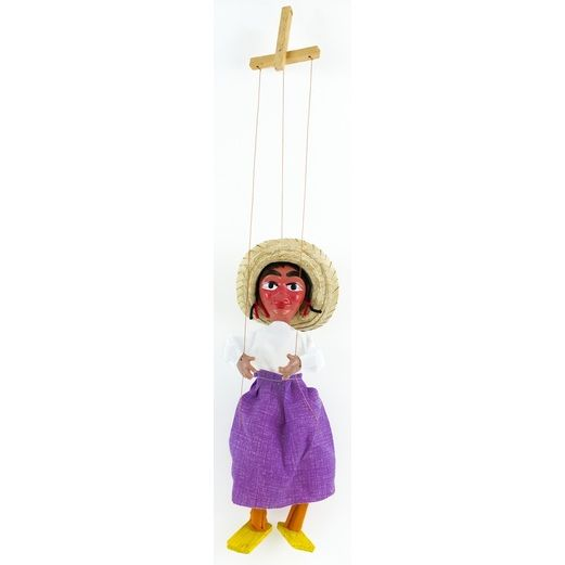 Cinco de Mayo Decorations Marionette Image