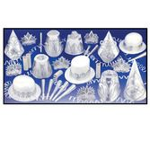 New Years Party Kits Silver Dollar for 50 Image