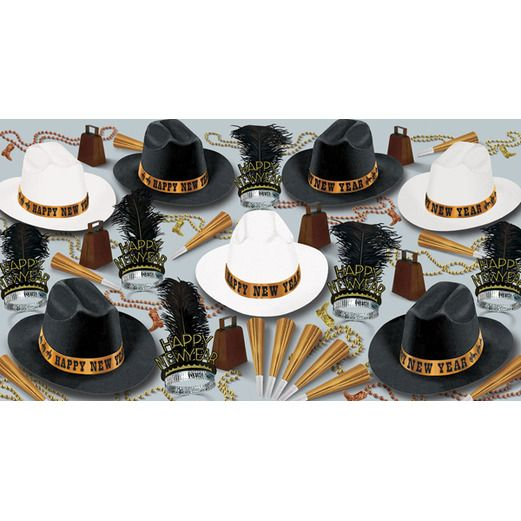 New Years Party Kits Western Nights for 50 Image