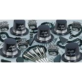 New Years Party Kits Silver Legacy for 10 Image