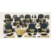 New Years Party Kits Gold Dust Party Kit for 25 Image