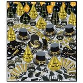 New Years Party Kits Golden Bonanza Party Kit for 100 Image