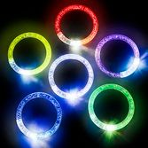 Glow Lights Flashing Bubble Bracelet Image