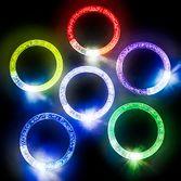 Glow Lights / Wearables Flashing Bubble Bracelet Image