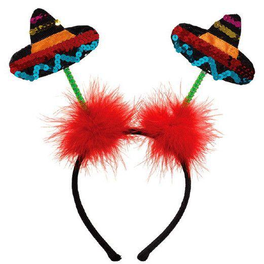 Fiesta Hats & Headwear Sombrero Headbopper Image