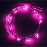Glow Lights Pink LED String Lights Image