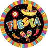 Fiesta Table Accessories Fiesta Fun Dinner Plates Image
