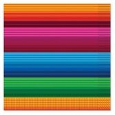 Cinco de Mayo Table Accessories Fiesta Serape Luncheon Napkins Image
