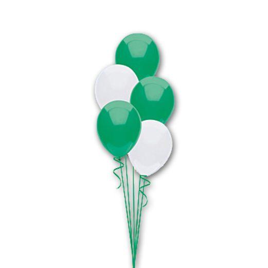 St. Patrick's Day Balloons St. Patrick's Balloon Assortment Image