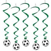 Decorations / Hanging Decorations Soccer Ball Whirls Image