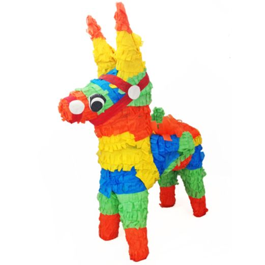 Cinco de Mayo Decorations Burro Standard Pinata Image