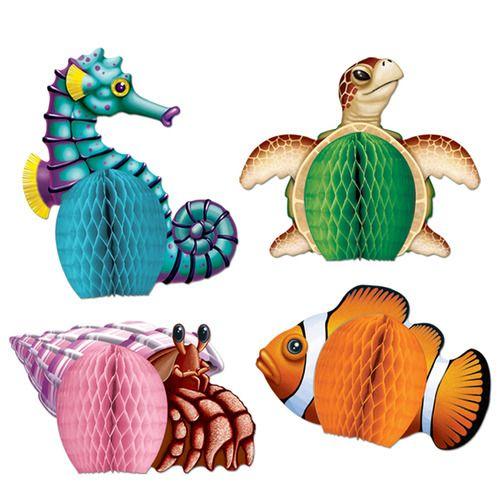 Sea Creatures Playmates