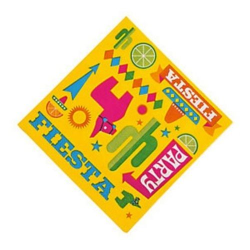 Amols fiesta party napkins