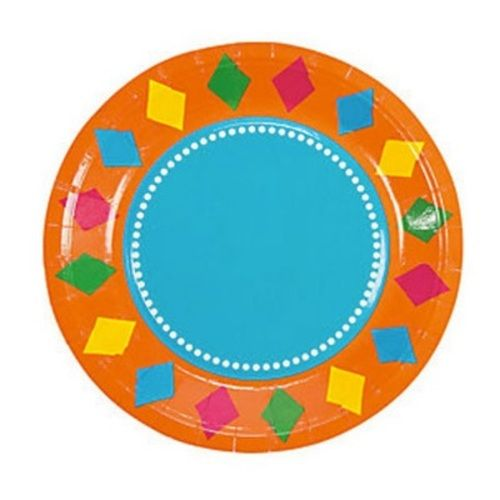 Amols fiesta party plates