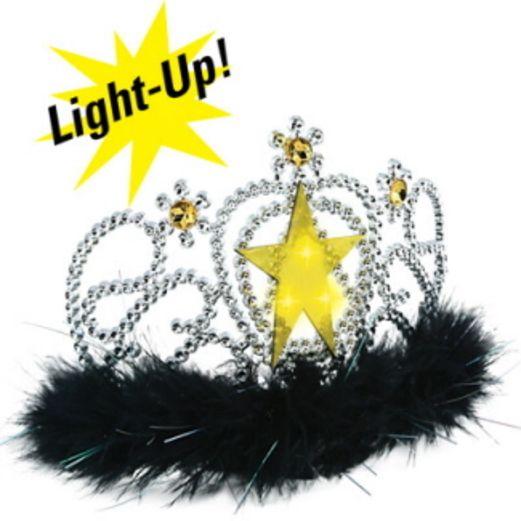 Light-Up Star Tiara