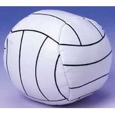 Sports Favors & Prizes Mini Soft Volleyballs Image