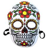Day of the Dead Party Wear Day of the Dead Mask Image
