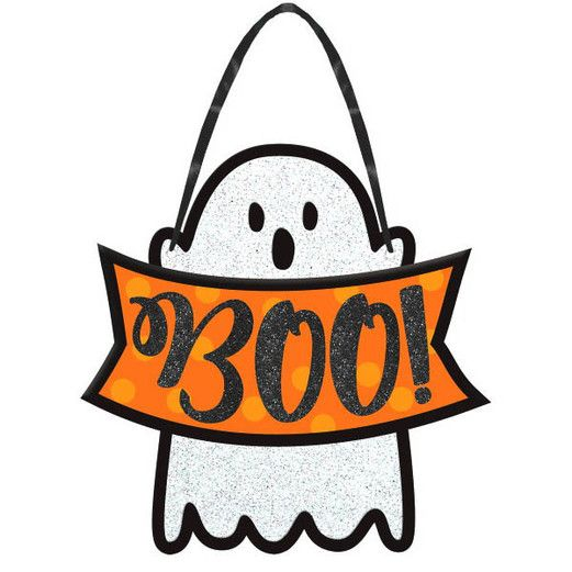 Halloween Decorations Boo Mini Message Image