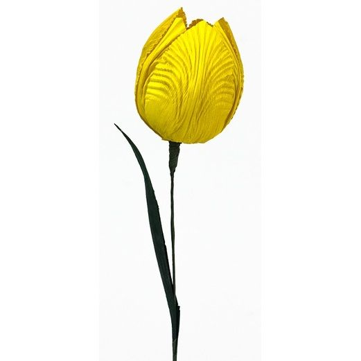Cinco de Mayo Decorations Cornhusk Tulip Flower Image