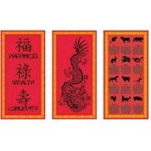 International Decorations Chinese Cultural Cutouts Image