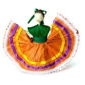 Cinco de Mayo Decorations Small Folklorico Dancer Image