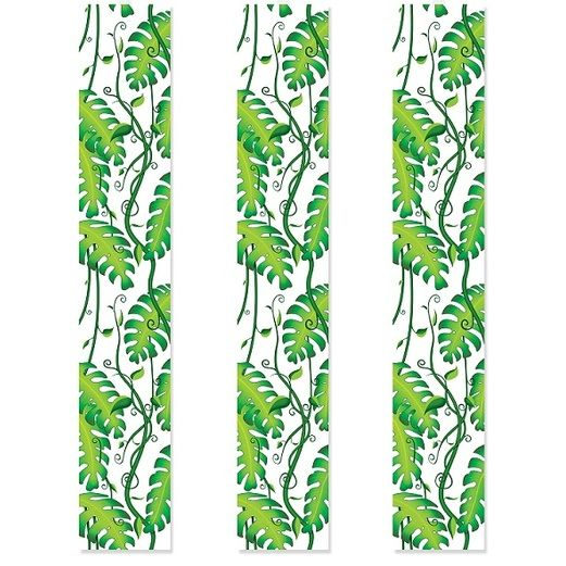 Jungle & Safari Decorations Jungle Vines Party Panels Image