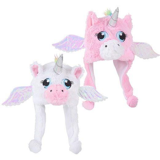 Hats & Headwear Unicorn Plush Hat Image