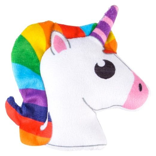 "Favors & Prizes 5"" Unicorn Plush Image"