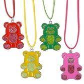 Favors & Prizes Gummy Bear Necklaces Image