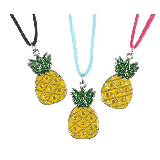 Favors & Prizes Pineapple Necklaces Image