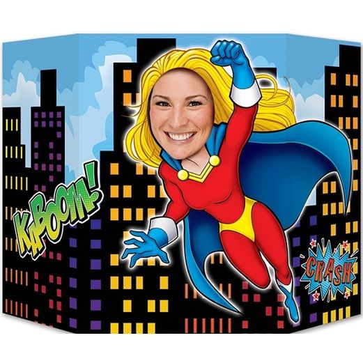 Birthday Party Decorations Hero Photo Prop Image