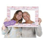 Decorations / Scenes & Props Mother's Day Photo Fun Frame Image