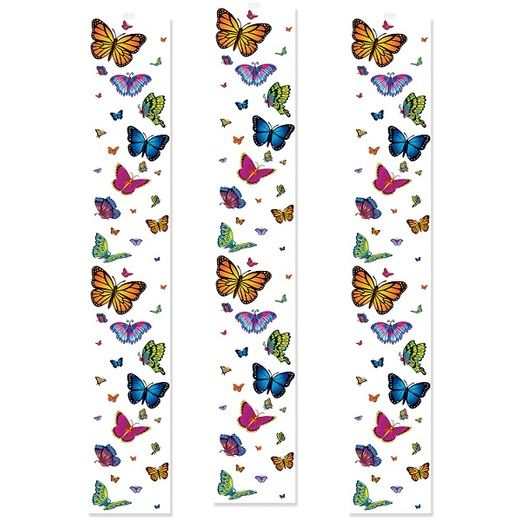 Spring & Summer Decorations Butterfly Party Panels Image